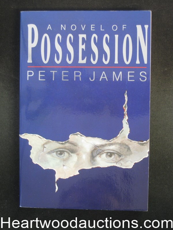 Possession by Peter James (SOFTCOVER)- High Grade