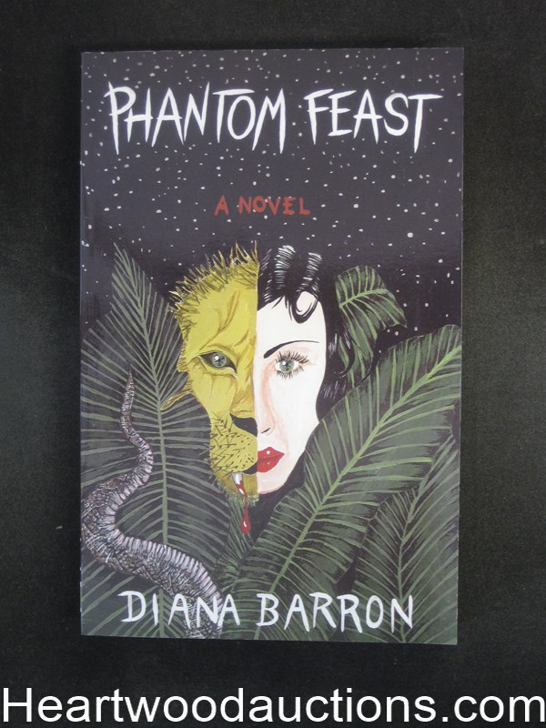 Phantom Feast by Diana Barron  (Signed and inscribed)- High Grade