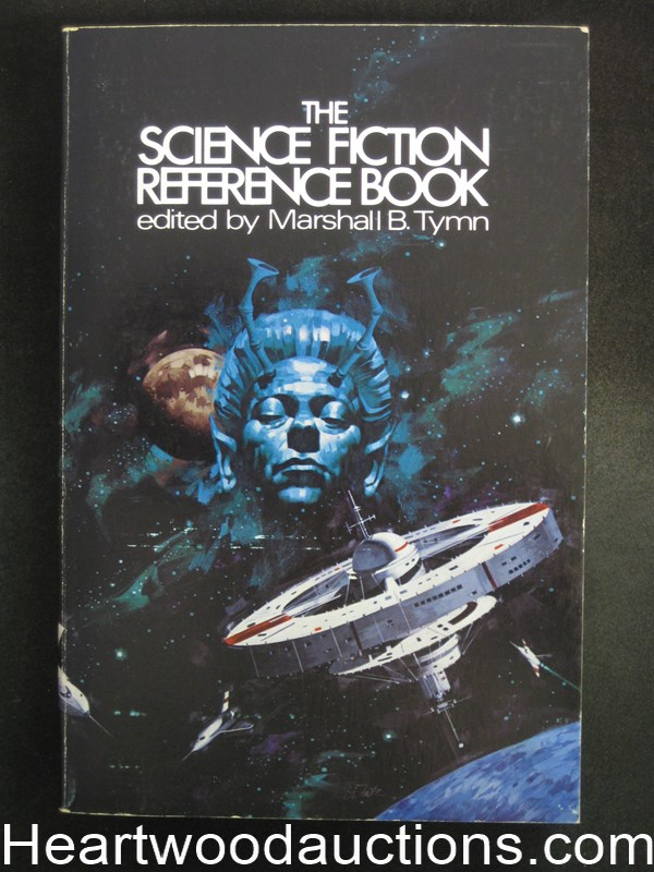 The Science Fiction Reference Book by Marshall B. Tymn (SOFTCOVER)
