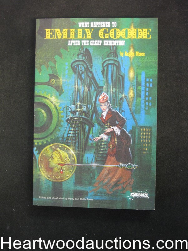 What Happend To Emily Goode After The Great Exhibition by Raylyn Moore (SOFTCOVER)- High Grade