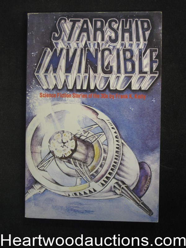 Starship Invincible by Frank K. Kelly (SOFTCOVER)