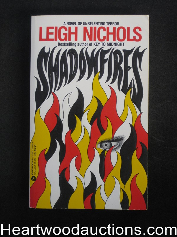 Shadowfires by Leigh Nichols (Dean Koontz) (SOFTCOVER)
