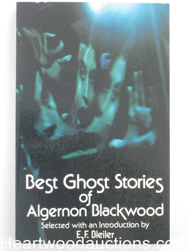 Best Ghost Stories Of Algernon Blackwood by Algernon Blackwood (SOFTCOVER)