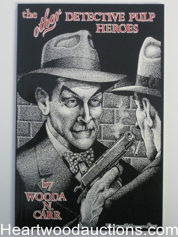The Other Detective Pulp Heroes by Wooda N. Carr (SOFTCOVER)