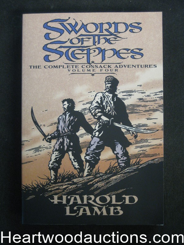 Sword Of The Steppes by Harold Lamb (Signed) (SOFTCOVER)