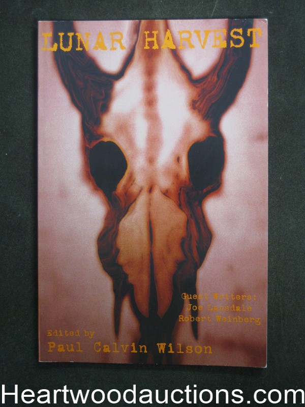 Lunar Harvest by Paul Calvin Wilson (SOFTCOVER)
