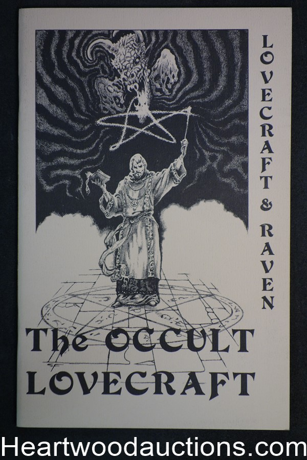 The Occult Lovecraft by H.P Lovecraft (Signed) Limited