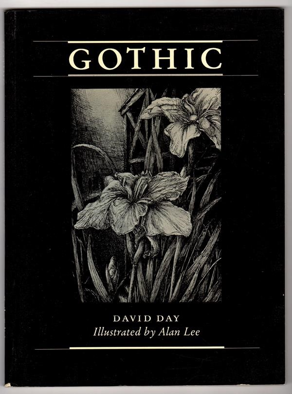 Gothic by David Day Signed (Alan Lee Art) (SOFTCOVER)