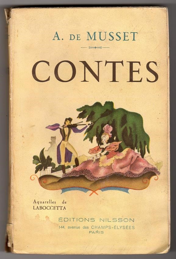 Contes by A. de Musset (Softcover)