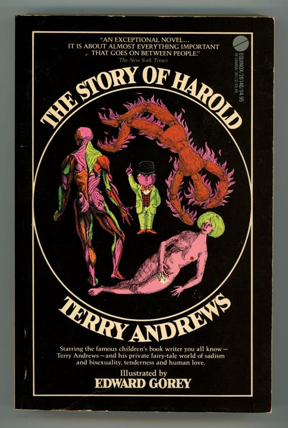 The Story of Harold by Terry Andrews (first edition) (SOFTCOVER)
