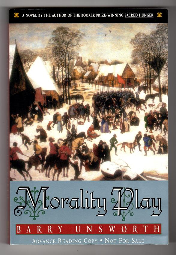 the role and character of nicholas barber in the novel morality play by barry unsworth And unsworth, in his novel entitled morality play, shows us that the human struggle for morality plays, however, were a genre of medieval theatre that employed the use of allegorical figures in order to convey a religious or moral idea—a popular concept in the medieval and renaissance worlds.