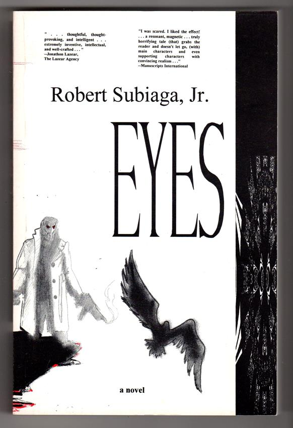 Eyes: A Parable of Dragons by Robert Subiaga, Jr. (Signed) (SOFTCOVER)- High Grade