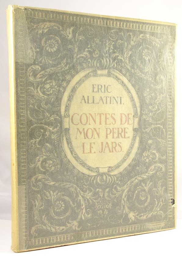Contes de mon PŠre le Jars by Eric Allatini  (Limited Edition) Art (SOFTCOVER)