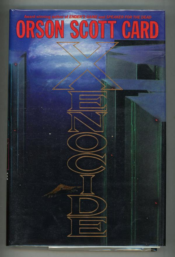 Xenocide by Orson Scott Card (Advance Proof)- High Grade