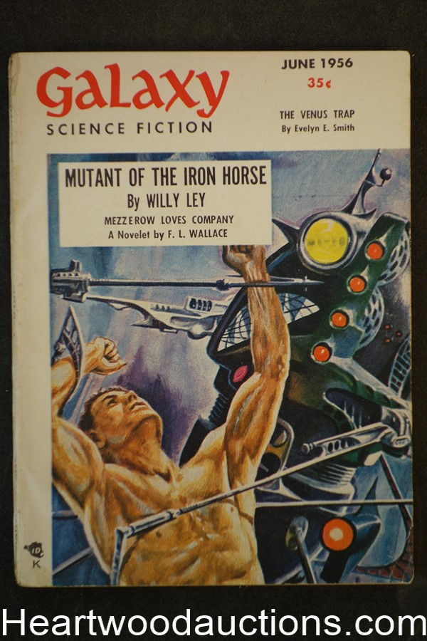 Galaxy Science Fiction Jun 1956 Emsh Cvr