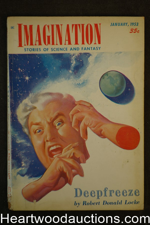 Imagination Jan 1953 Philip K. Dick - Mr. Spaceship