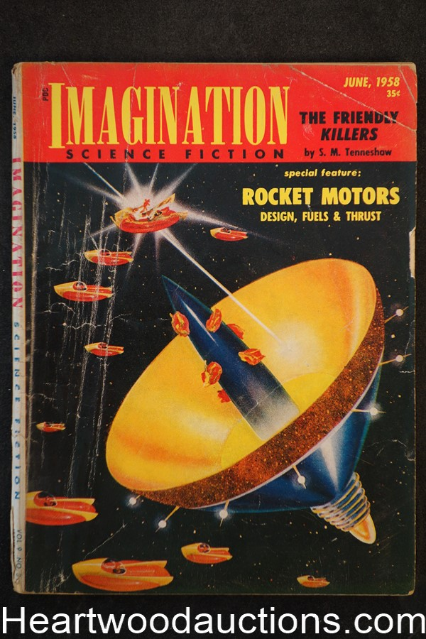 Imagination Jun 1958 Robert Silverberg, Tenneshaw