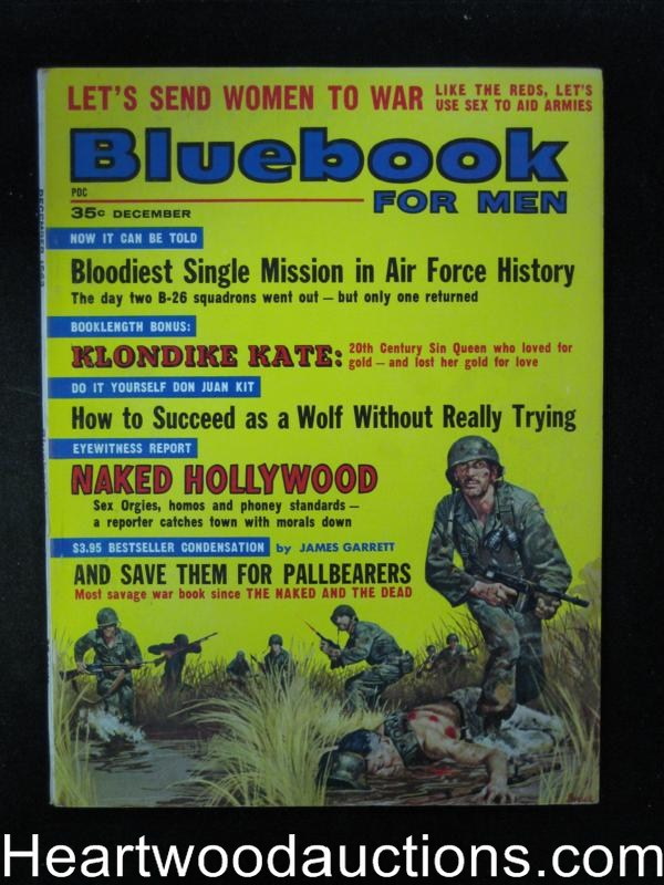 Blue Book Dec 1962 Klondike Kate