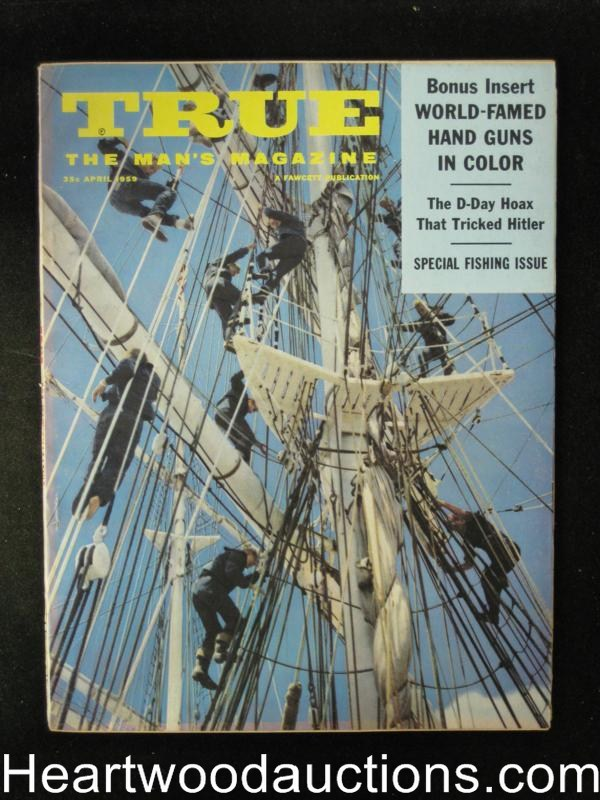 True Apr 1959 George Gross,Morton Kunstler