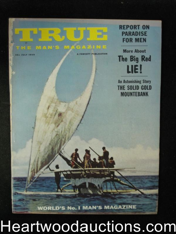 True Jul 1959 George Gross,Tom Lovell