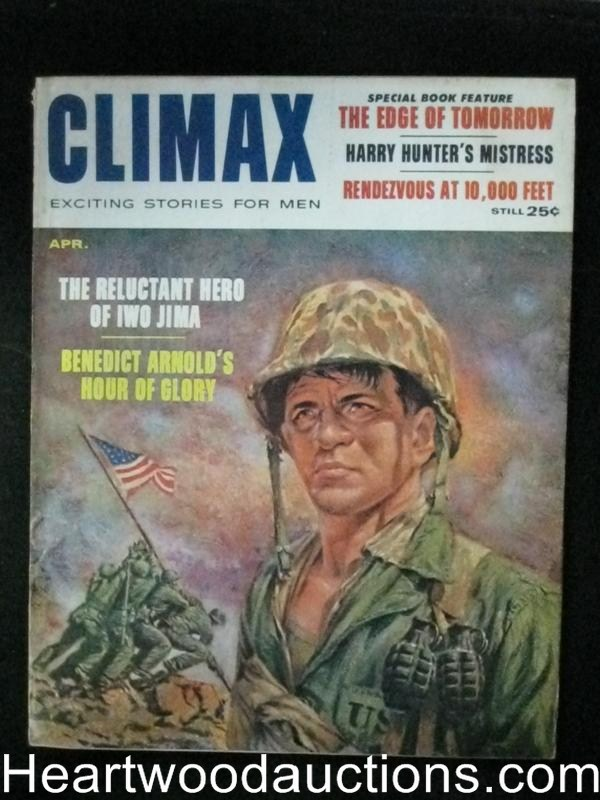 Climax Apr 1959 Iwo Jima Cover