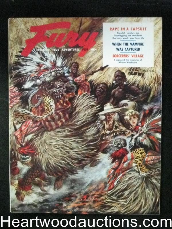 Fury May 1956 Lily Christine