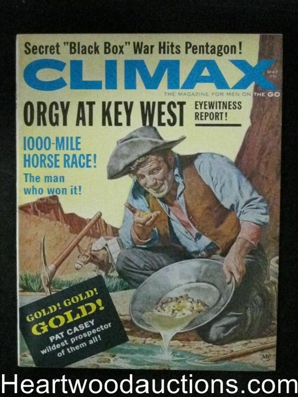 Climax May 1963 Ultra High Grade