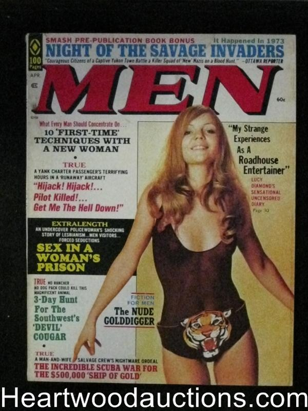 Men Apr 1973 Women's Prison Story