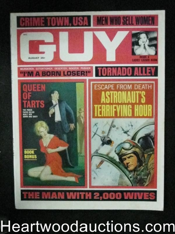 Guy Aug 1967 Whittington Original