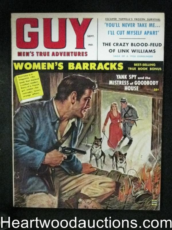 Guy Sep 1959 Women's Baracks