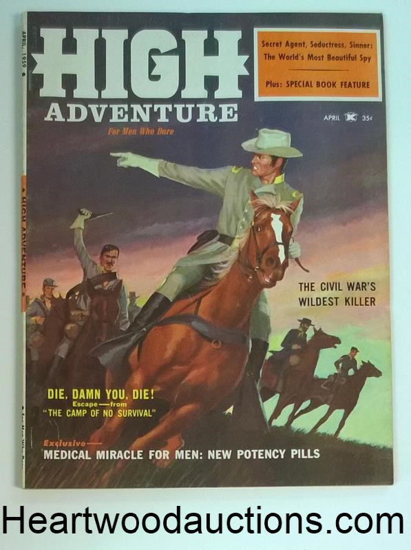 High Adventure Apr 1959 Mafia Article