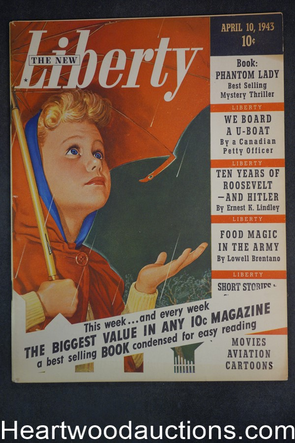 Liberty Apr 10, 1943 Cornell Woolrich