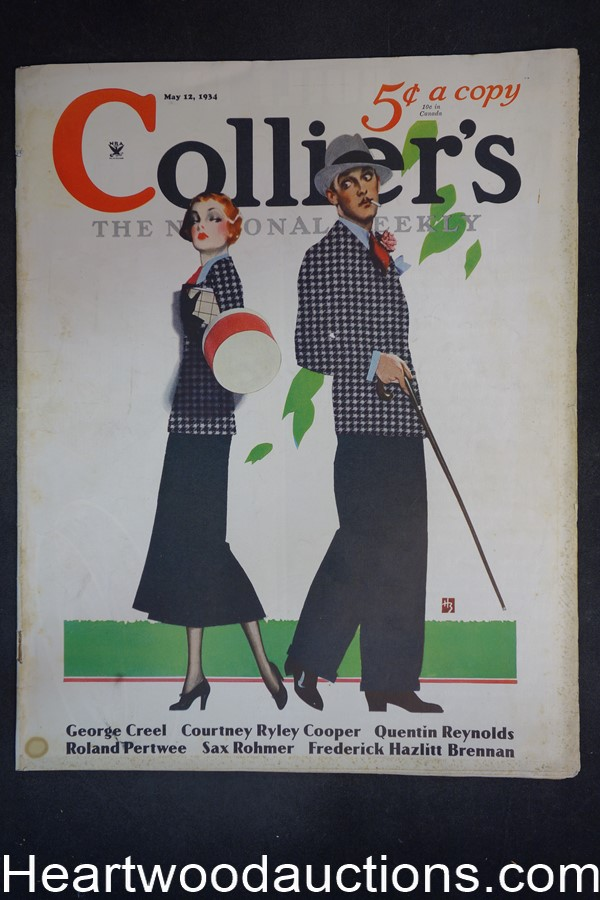 Collier's May 12, 1934