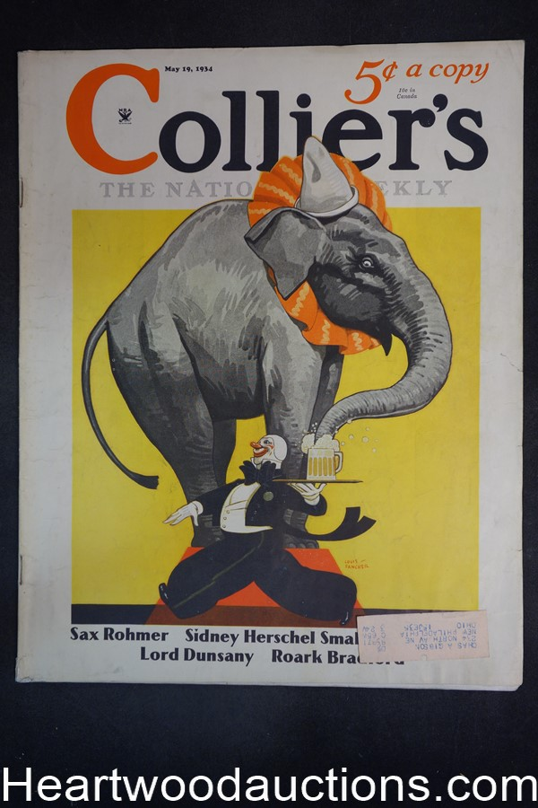 Collier's May 19, 1934