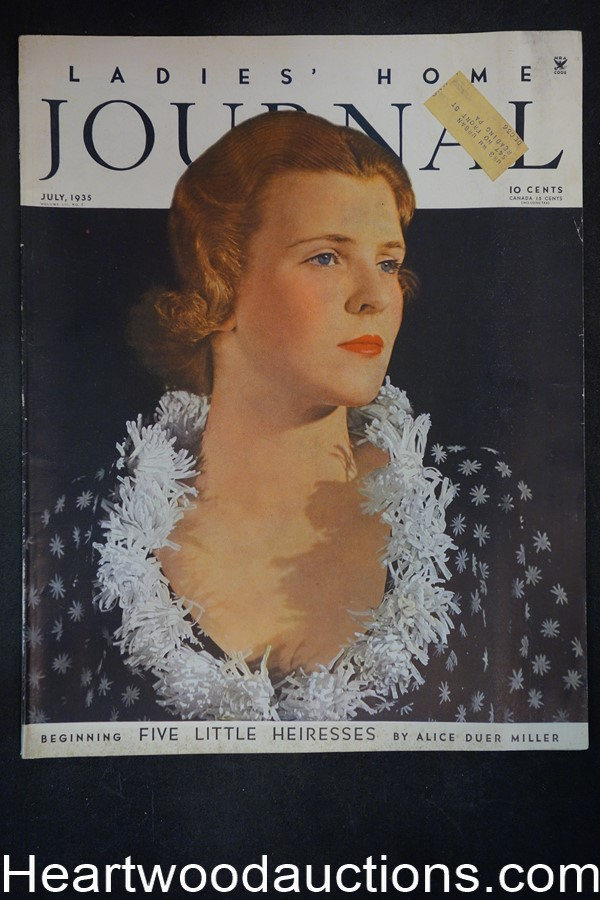 Ladies Home Journal Jul 1935