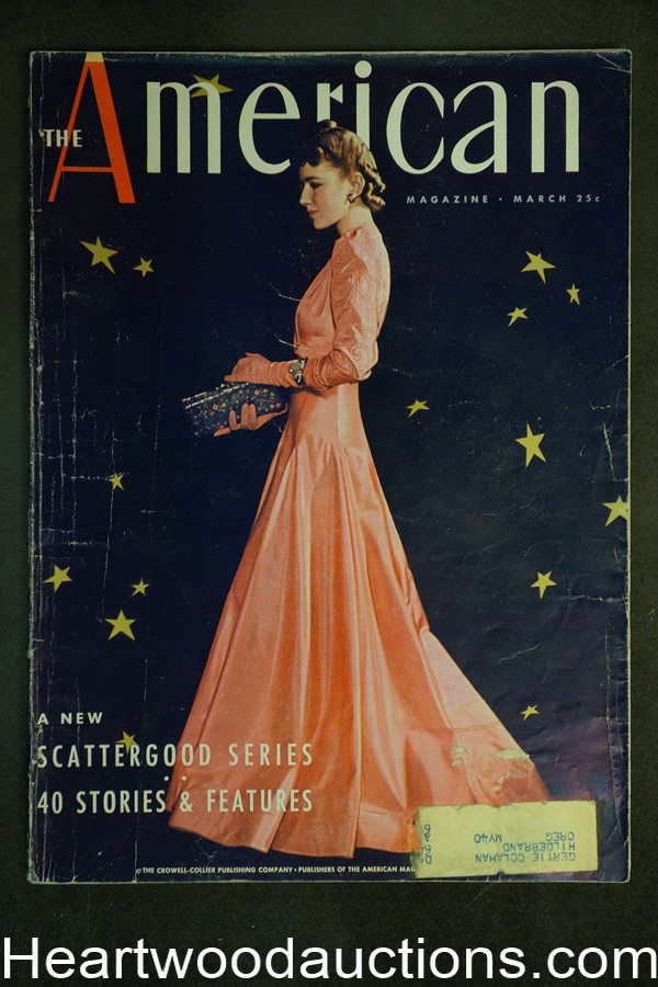 American Mar 1940 Kathleen Moore Knight, Tom Gill