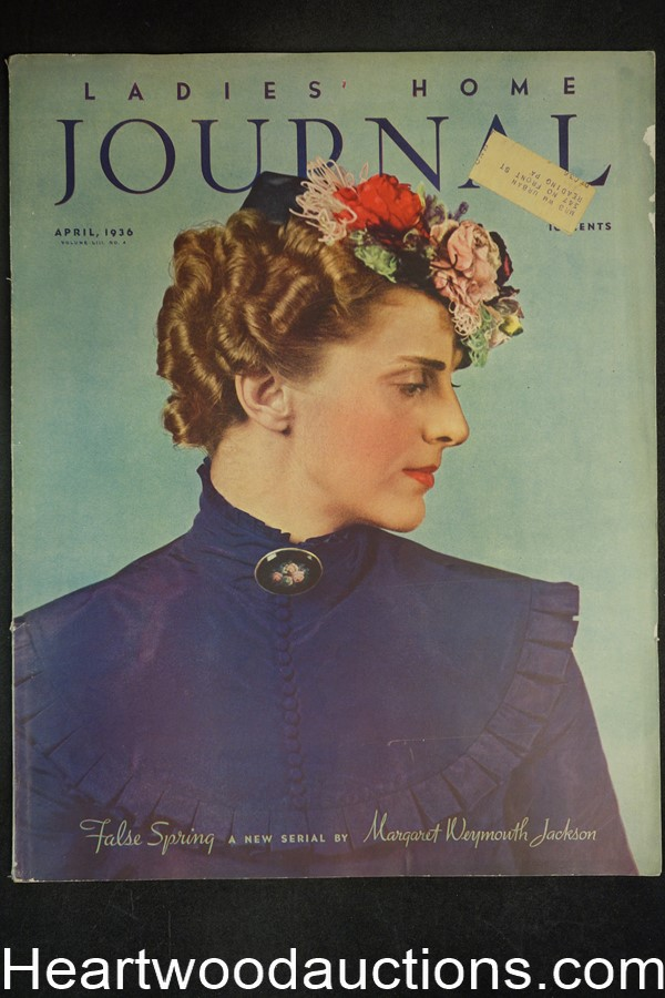 Ladies Home Journal Apr 1936