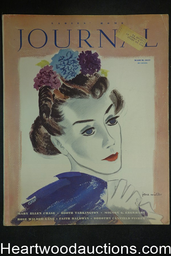 Ladies Home Journal Mar 1937