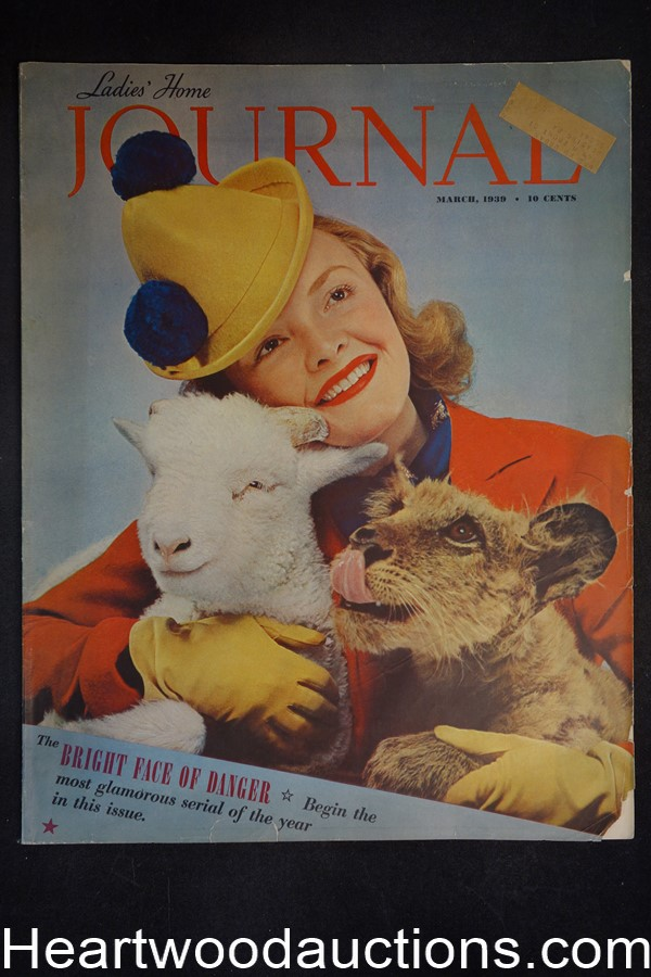 Ladies Home Journal Mar 1939