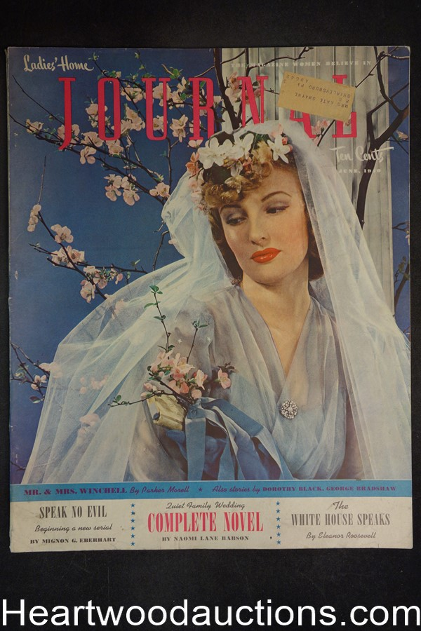 Ladies Home Journal Jun 1940