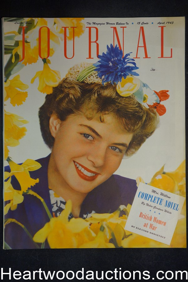 Ladies Home Journal Apr 1943 - High Grade