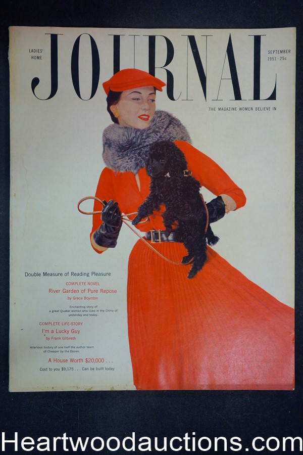 Ladies Home Journal Sep 1951
