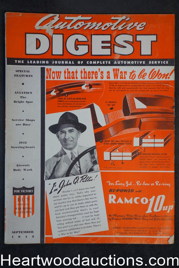 Automotive Digest Sep 1942