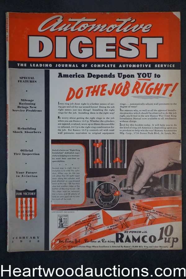 Automotive Digest Feb 1943