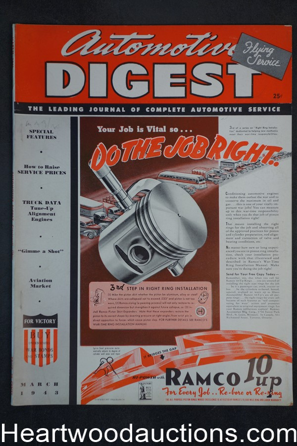 Automotive Digest Mar 1943