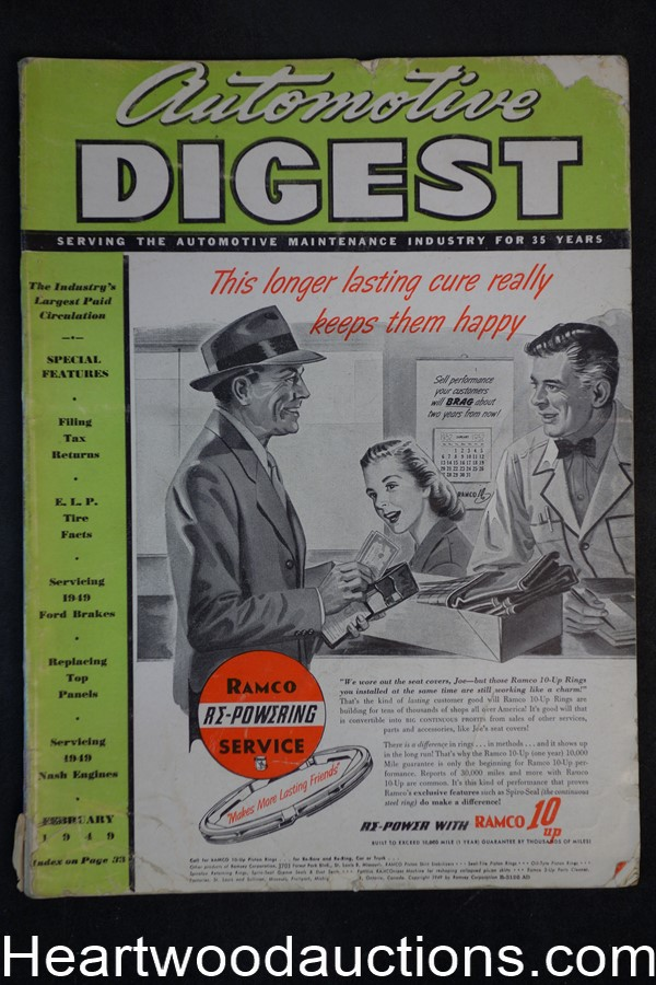 Automotive Digest Feb 1949