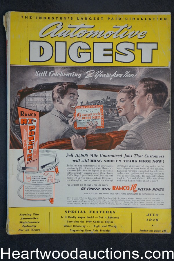 Automotive Digest Jul 1949