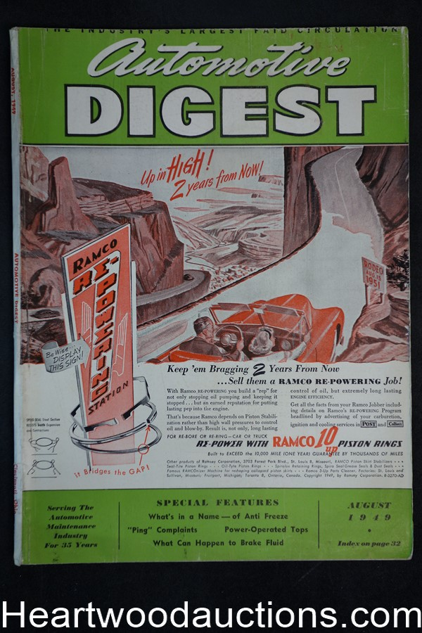 Automotive Digest Aug 1949