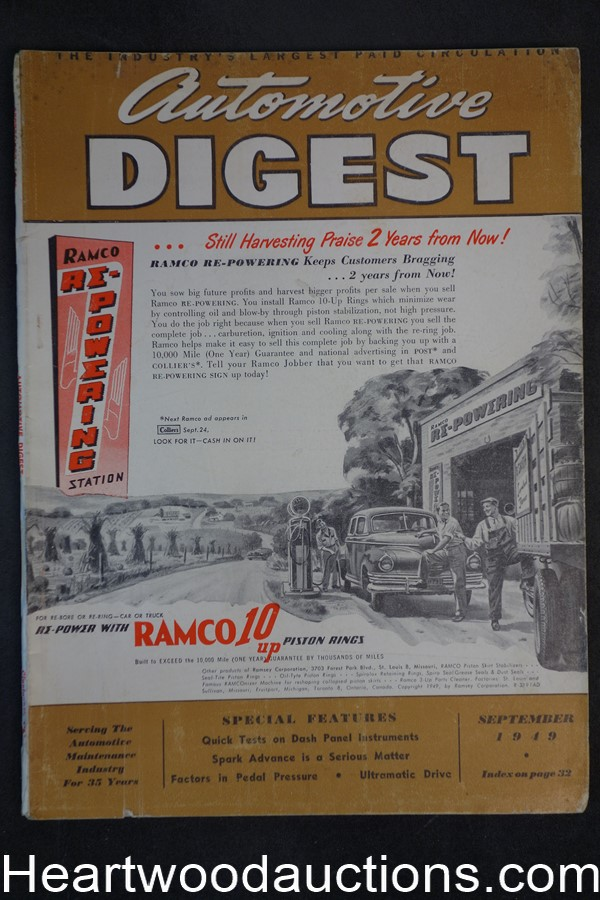 Automotive Digest Sep 1949