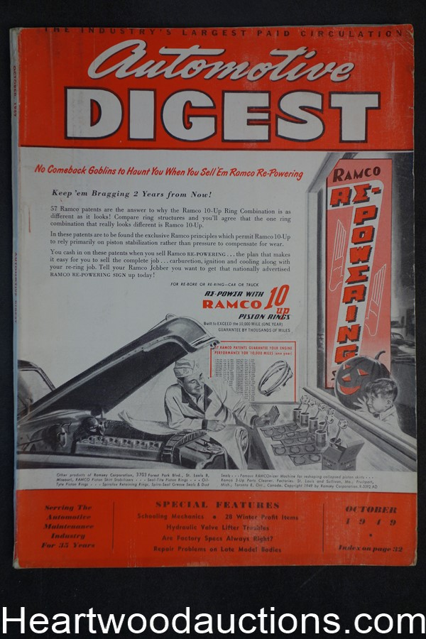 Automotive Digest Oct 1949